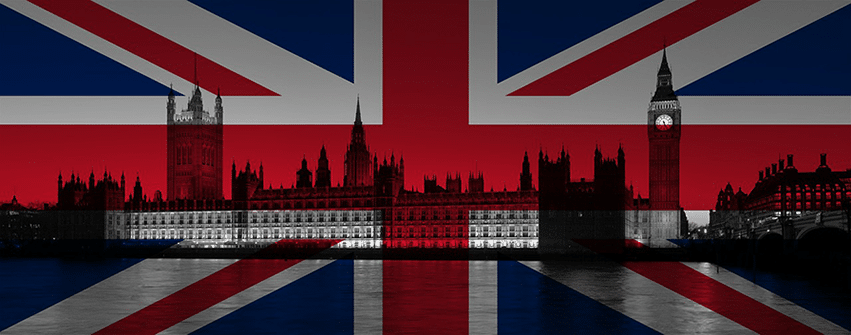 British Flag Box image | UK Passport services