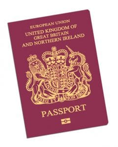 British Passport Picture | Example of British Passport | UK Passport renewals and applications
