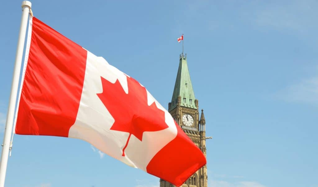 british passport from canada