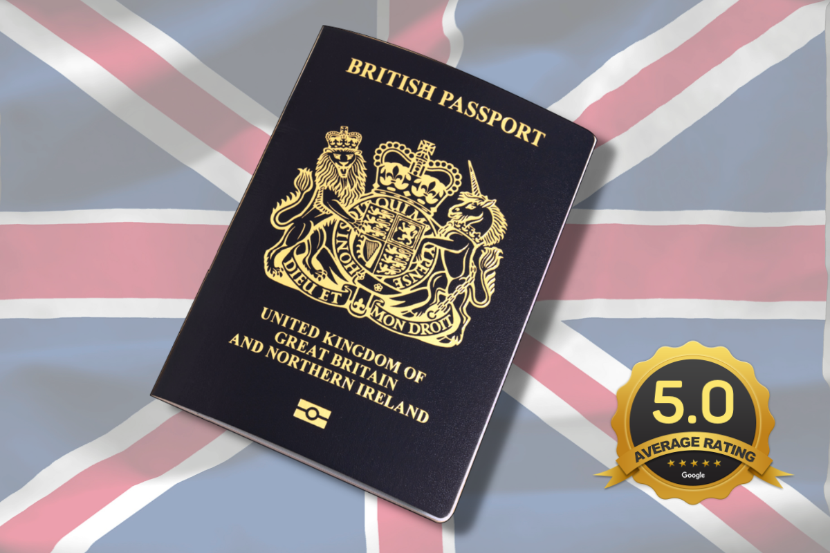 british passport renewal
